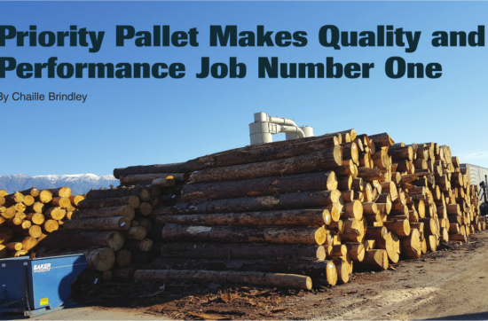 Priority Pallet Makes Quality and Performance Job Number One