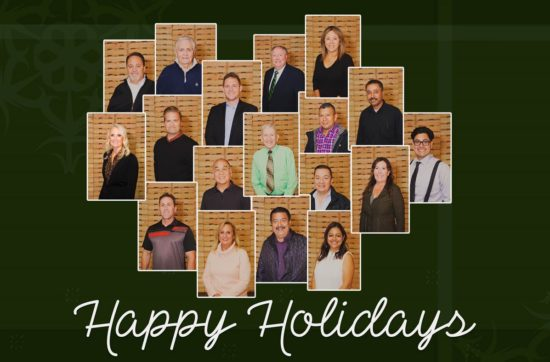Happy Holidays From CLC!