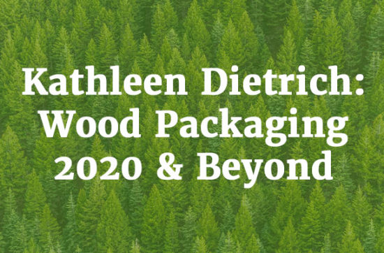 PalletCentral November/December: Kathleen Dietrich, Industry Leader Perspective