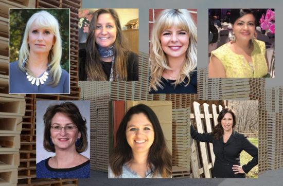 12 Women Who Move Pallets