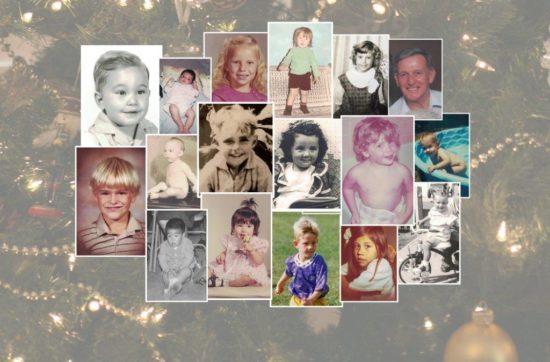 Staff: When We Were Children!